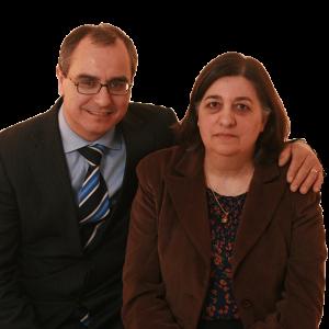 Ana Maria e José Soares