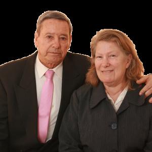 Eugénia e Reinaldo Sousa