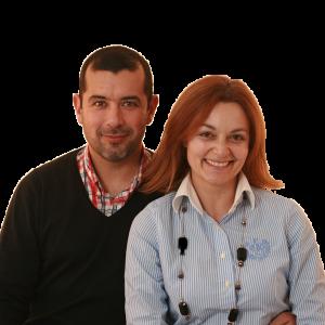Cristina e Valter Cardoso